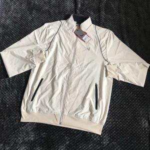 SHORT PAR 4   Men's Large golf Jacket NWT